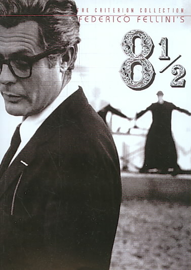 8 1/2 BY FELLINI,FEDERICO (DVD)